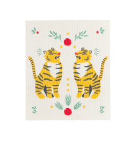 DCA - Swedish Sponge Cloth/Tiger