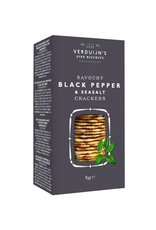 DLE - Verduijns Wafers Black Pepper 75g