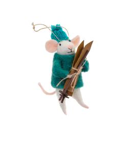 IBA - Ornament/Ski Slope Mouse