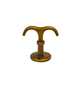 NTH - Purse & Ceiling Hook/Brass