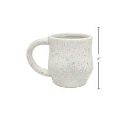 CTG - Mug/Beauty, Speckled White, 10oz
