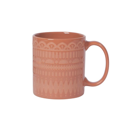 DCA - Mug/Modern, Terracotta, 14oz