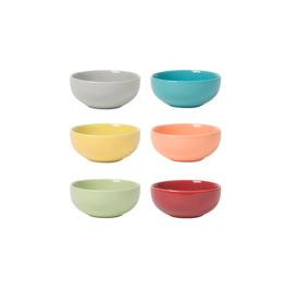 DCA - Pinch Bowl/Set 6, Autumn Glaze
