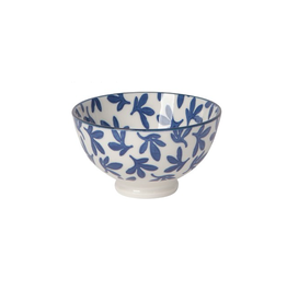 DCA - Bowl/Blue Flower, 4""