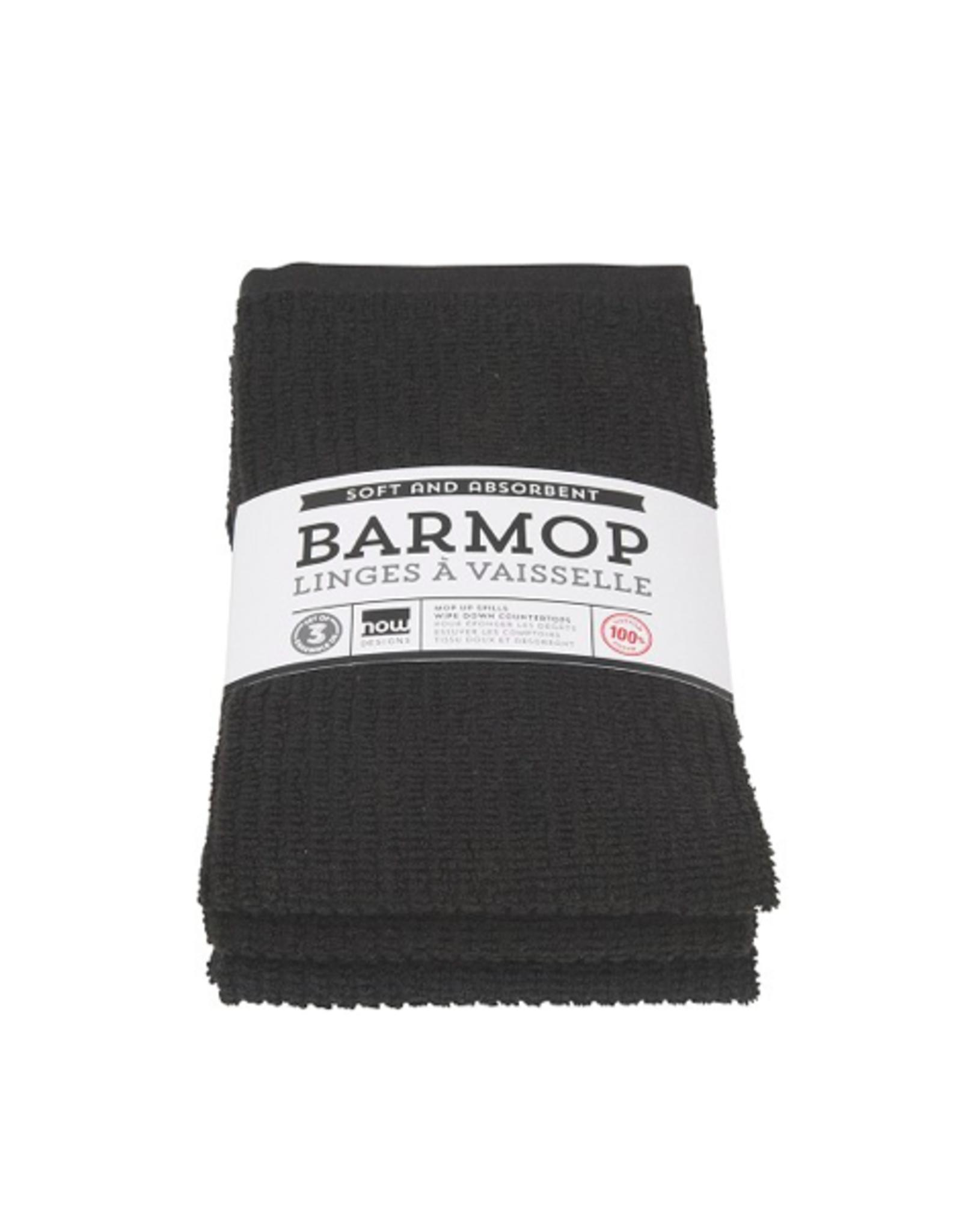 DCA - Barmop/Set 3, Black
