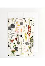 "Briana Corr Scott - Card/Botanical, 4 x 6"""