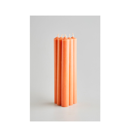 DLE - St. Eval Taper Candle/Tangerine, 10""