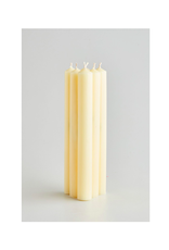 """DLE - St. Eval Taper Candle/Cream 10"""""""