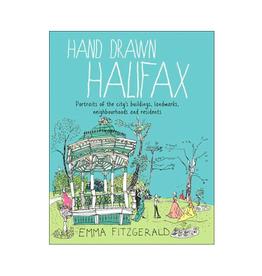 Emma Fitzgerald - Book / Hand Drawn Halifax