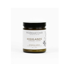 Wildwood Creek - Soy Candle/Highlands 8oz