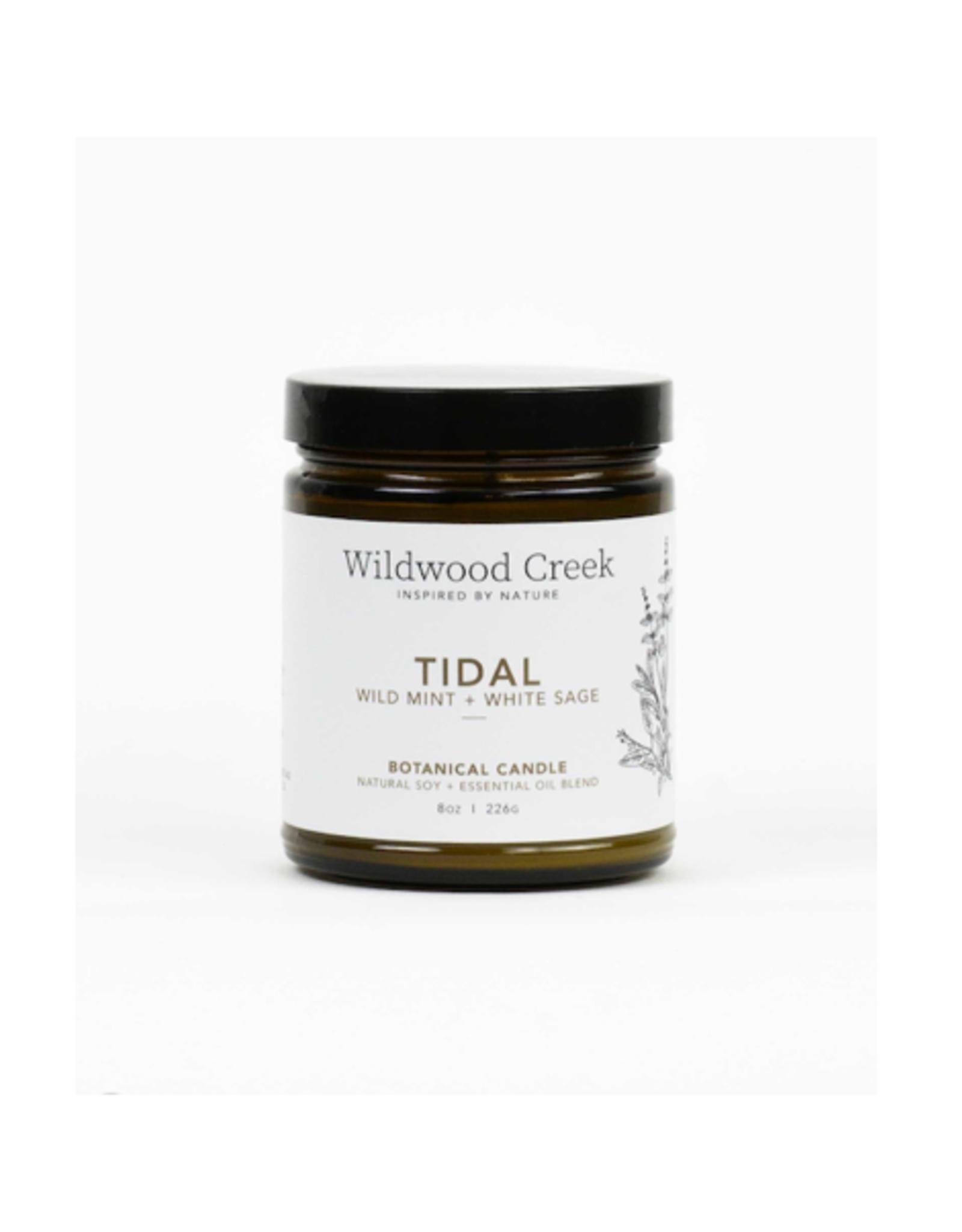 Wildwood Creek - Soy Candle/Tidal, 8oz