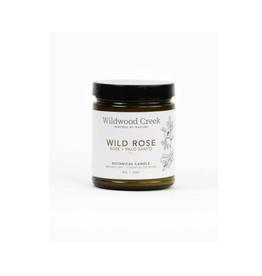 Wildwood Creek - Soy Candle/Wild Rose 8oz