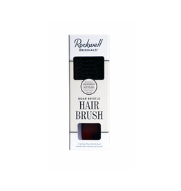 PMA -  Rockwell Grooming / Boar Bristle, Hair Brush
