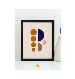 """Elana Camille - Print/Moon 8 x 10"""""""