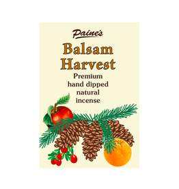 PNE - Incense Sticks/Balsam Harvest