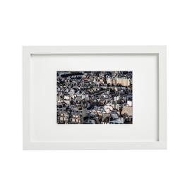 """Aleyah Solomon - Photo Print/Paris Rooftops, 8 x 10"""""""