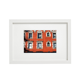 Aleyah Solomon - Photo Print/New York City Facade, 8 x 10""