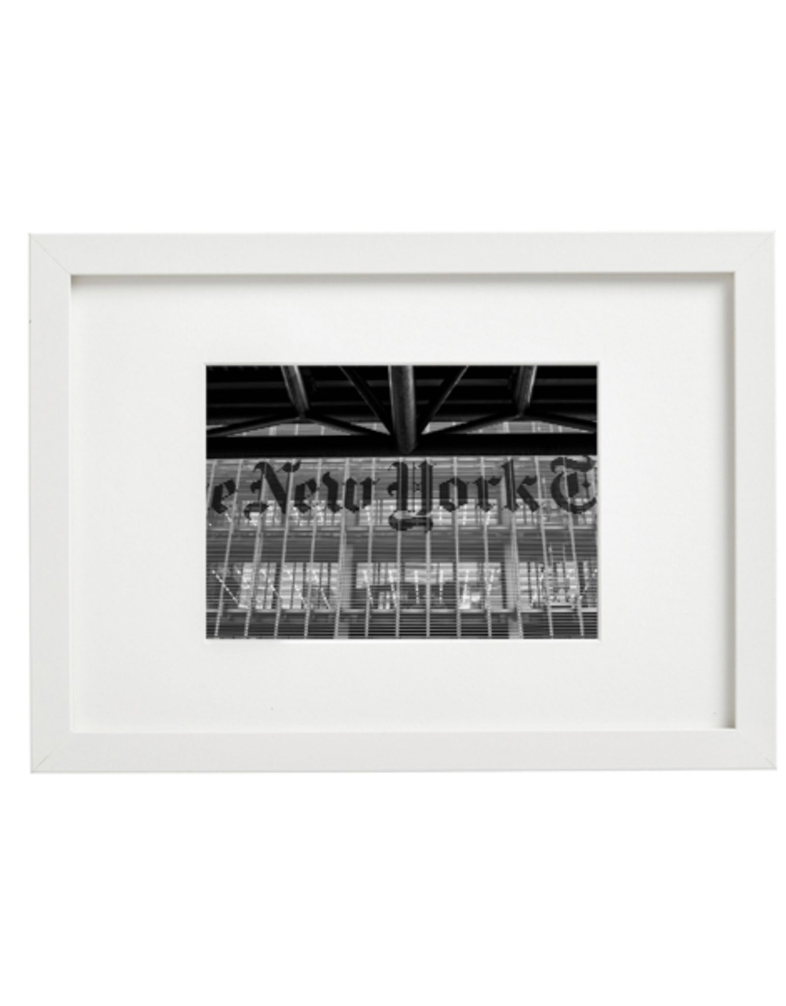 "Aleyah Solomon - Photo Print / New York Times, 8 x 10"""