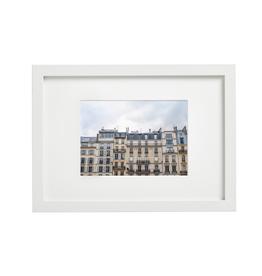 "Aleyah Solomon - Photo Print/Paris Facades, 11 x 14"""