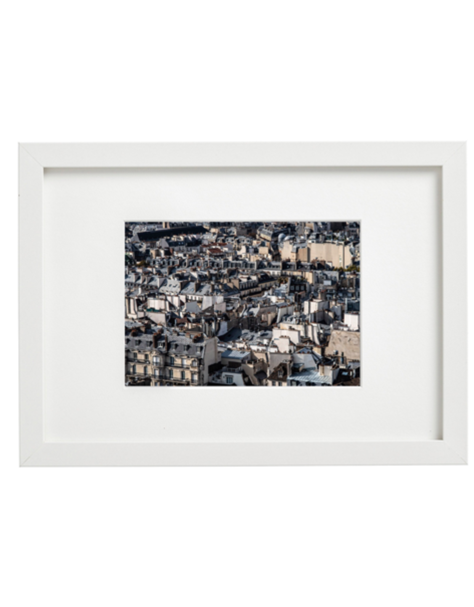 Aleyah Solomon - Photo Print/Paris Rooftops 11 x 14""