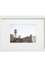 "Aleyah Solomon - Photo Print / Lower Manhattan, Water Tower, 11 x 14"""