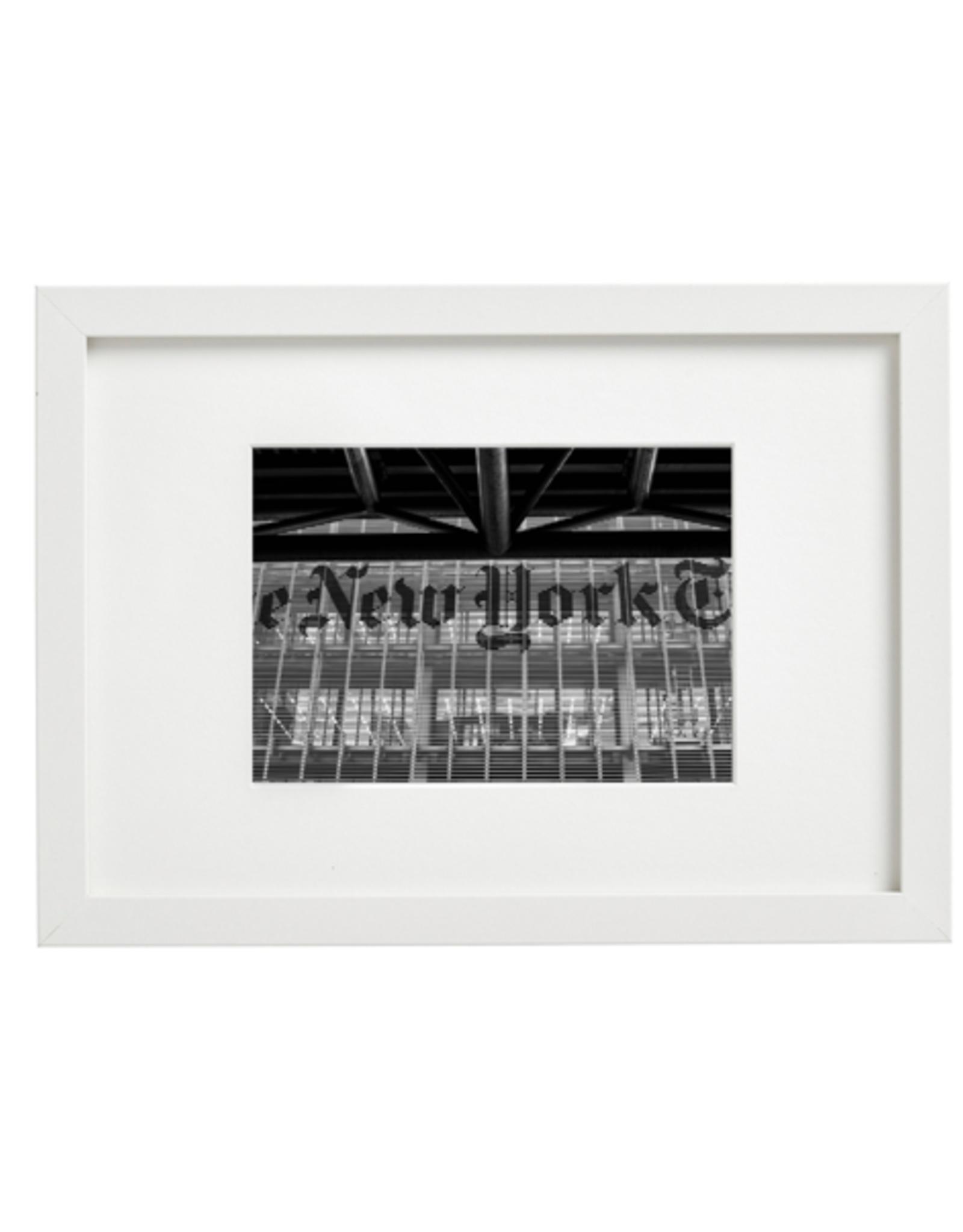 "Aleyah Solomon - Photo Print/New York Times 11 x 14"""