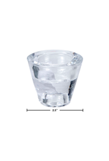 CTG - Tea Light & Taper Holder/Glass