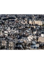 """Aleyah Solomon - Photo Print/Paris Rooftops 8 x 10"""""""