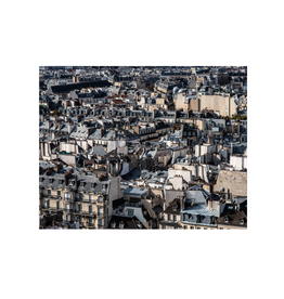 Aleyah Solomon - Photo Print/Paris Rooftops 8 x 10""