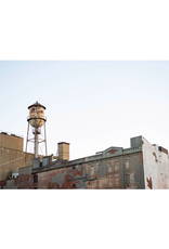 "Aleyah Solomon - Photo Print/Lower Manhattan, Water Tower 8 x 10"""