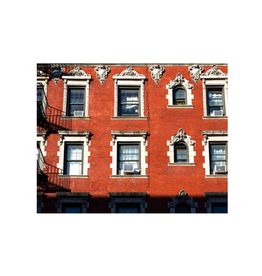 Aleyah Solomon - Photo Print/New York City Facade 8 x 10""