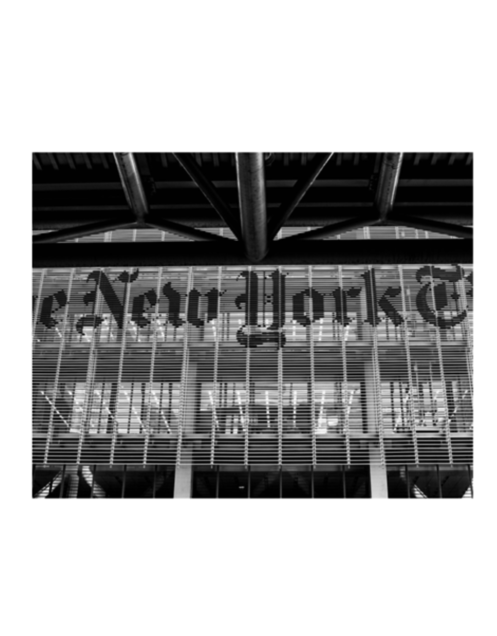 "Aleyah Solomon - Photo Print/New York Times 8 x 10"""