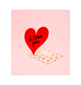 CAP - Card/Heart, Love