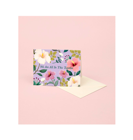 CAP - Card/Hibiscus, Together
