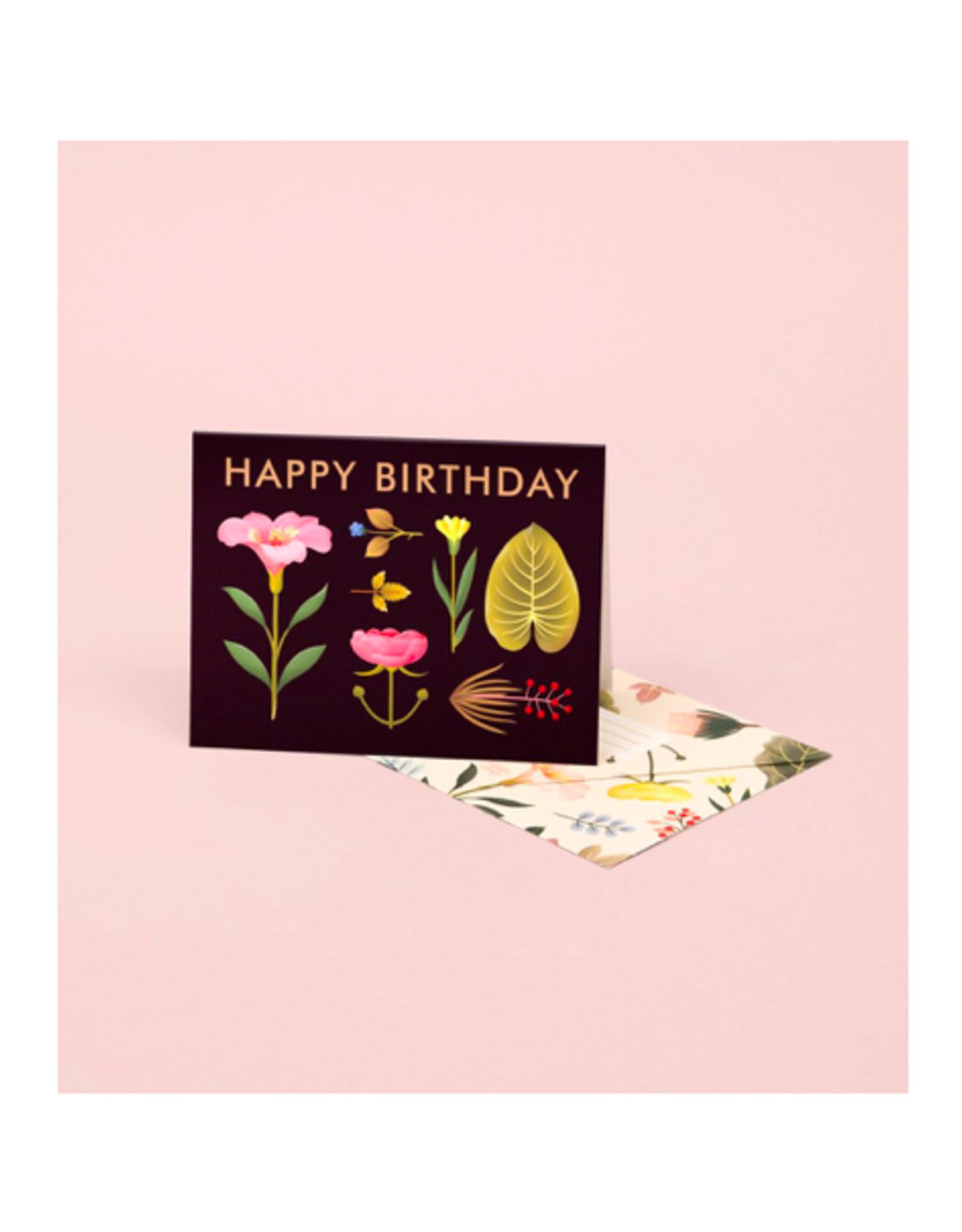 "CAP - Card/Lush Growth, Birthday, 4.25 x 5.5"""