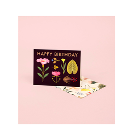 CAP - Card/Lush Growth, Birthday, 4.25 x 5.5""