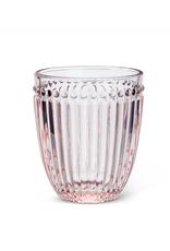 ATT - Tumbler Glass / Dot, Pink, 10oz