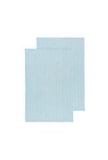 DCA - Glass Towel/Set 2, Turquoise