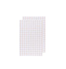 DCA - Tea Towel/Set 2, Woven, Golden
