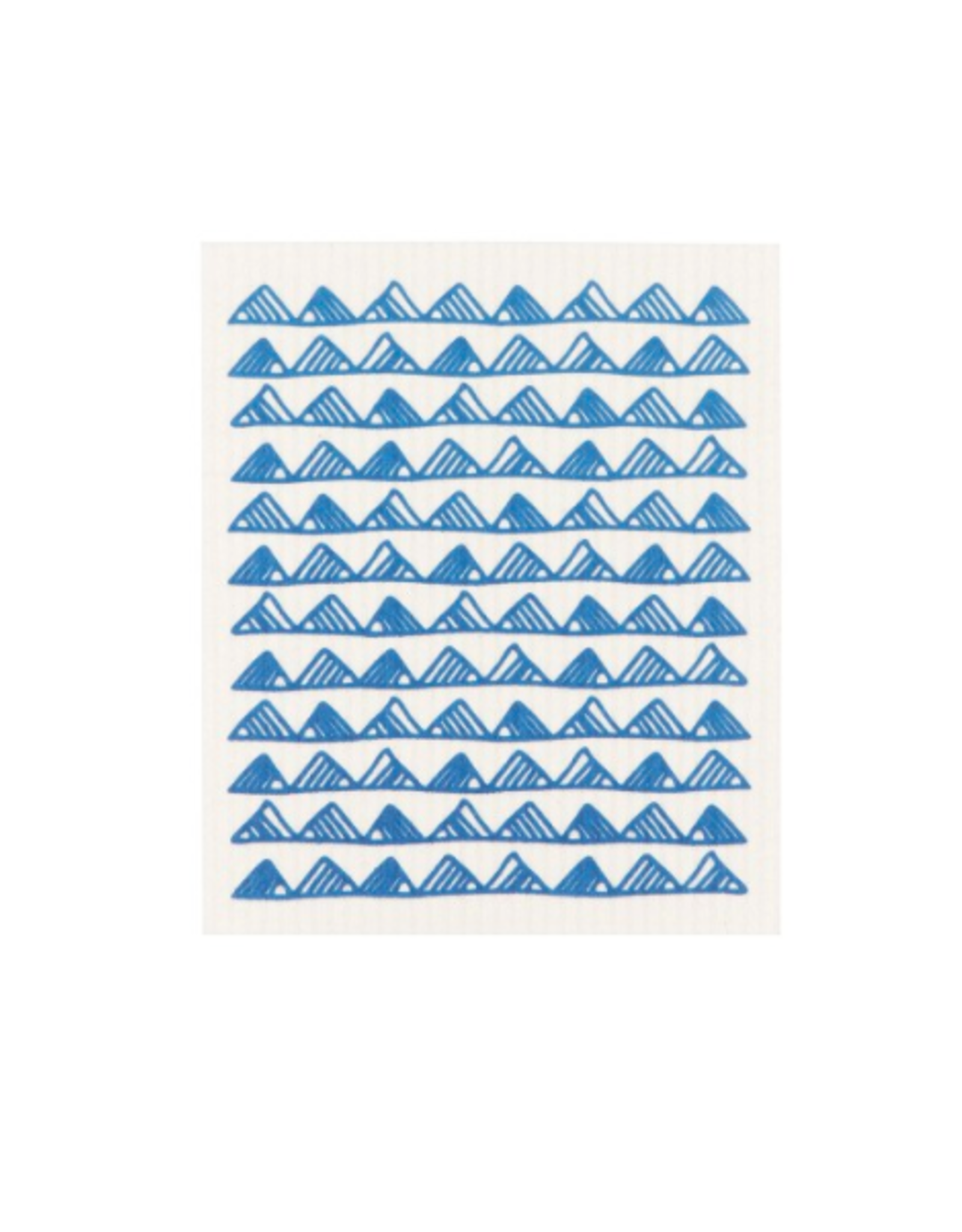 DCA - Swedish Sponge Cloth/Blue Peaks