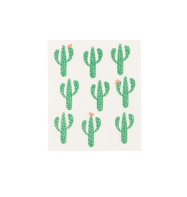 DCA - Swedish Sponge Cloth/Cactus