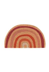 DCA - Doormat / Muted Rainbow