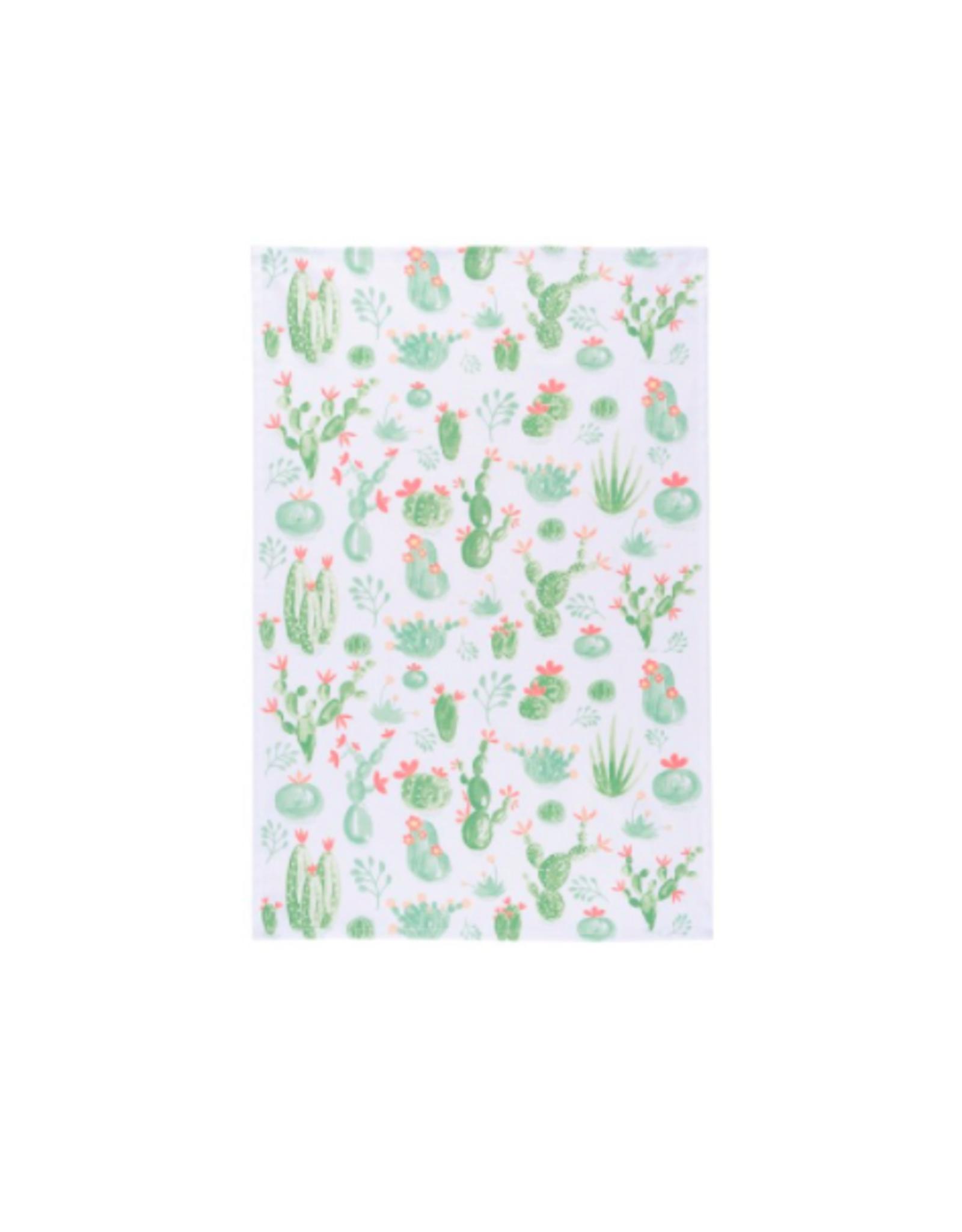 DCA - Tea Towel/Cactus