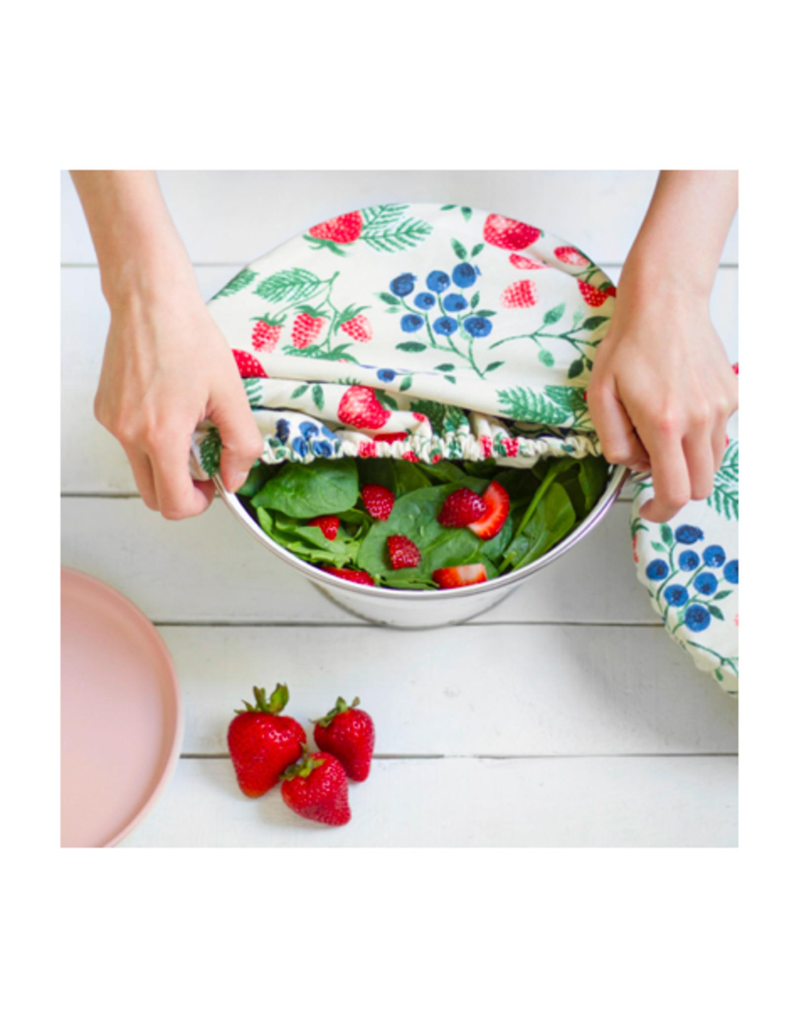 DCA - Bowl Cover/Set 2, Berries