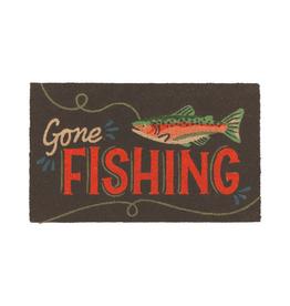 """DCA - Doormat/Fishing, , 18 x 30"""""""