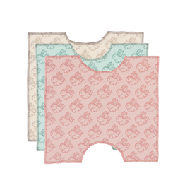 DCA - Reusable Mop Cloth/Set 3, Bunny