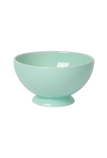 "DCA - Bowl/Pedestal, Mint, 4.5"""
