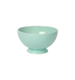 DCA - Bowl/Pedestal, Mint, 4.5""