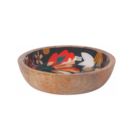 DCA - Shallow Bowl/Mango Wood, Bloom