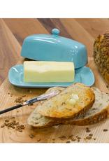 DCA - Butter Dish/Robin's Egg Blue